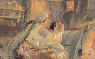 Полное вечернее молитвенное правило на русском языке