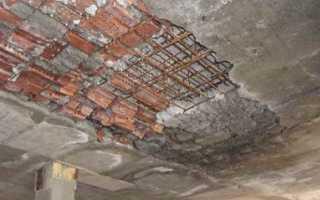 Обследование бетонных и железобетонных конструкций