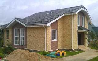 Как собрать панельный дом