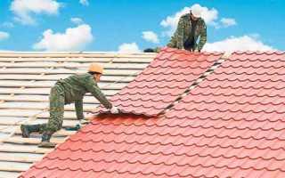 Что делать если протекает крыша советы пострадавшим