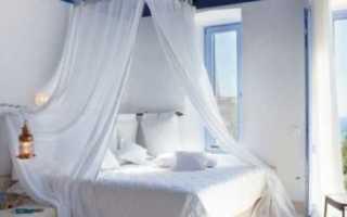 Как сшить балдахин над кроватью