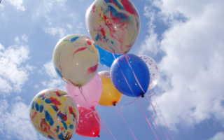 К чему снится полет и надувные шары