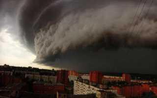 К чему снится сильный ураган за окном