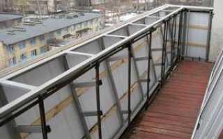 Выносное остекление балкона уникальный способ расширения пространства