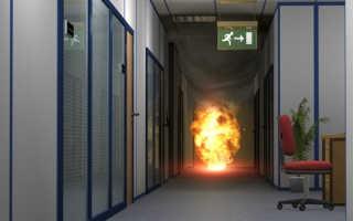 Пожарная безопасность в офисе соблюдение правил