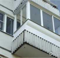 Как сделать выносные окна на балконе