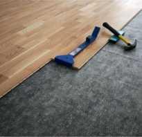 Как укладывать гидроизоляцию на бетонный пол