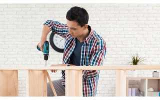 Стол для сборки мебели для мебельной мастерской