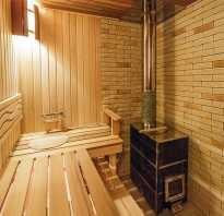 Как провести электропроводку в парной деревянной бане