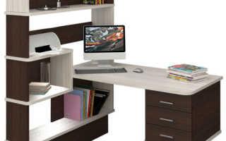 О видах компьютерных столов