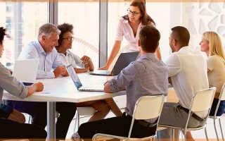 Личные контакты руководителя и подчиненных
