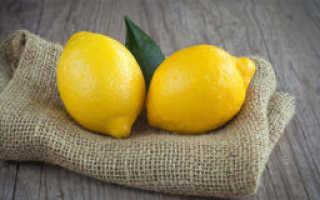 Микроволновая печь чистить лимоном