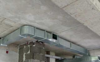 Вентиляционные системы в домах из газобетона