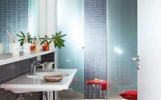 Как оборудовать ванную комнату с душевой кабиной