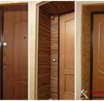 Материал для откосов входной двери