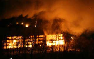 Нарушение пожарной безопасности причина пожаров