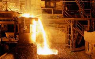 Производство стали технология этапы оборудование