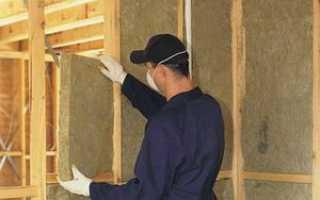 Последовательность утепления деревянного дома