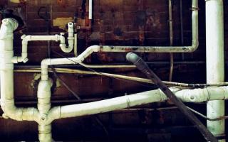 Водоснабжение и канализация гостиницы