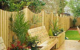 Какой построить деревянную ограду