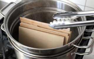 Как согнуть фанеру в домашних условиях