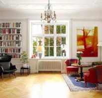 Описание дизайна интерьера квартиры