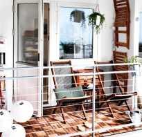 Распространенные варианты отделки балкона и оригинальные идеи