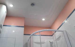 Где разместить вытяжку в ванной комнате