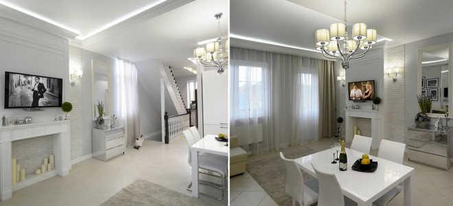 Дизайн интерьера стилевое оформление