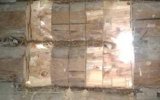 Как сделать в деревянной стене отверстие