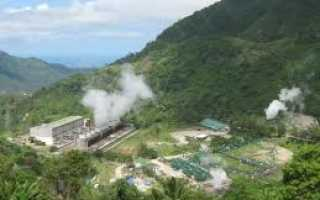 Расчет тепловой схемы геотермальной электростанции