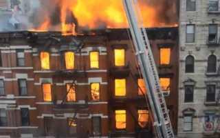 Правила пожарной безопасности в подъезде многоэтажного дома