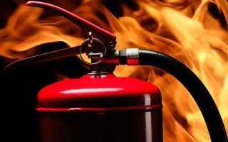 Правила пожарной безопасности в жилье