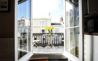 Как сделать балкон в квартире реальные фото