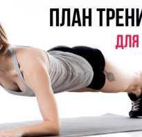 Физическая тренировка дома для женщин