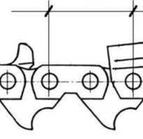 Маркировка цепей для бензопил