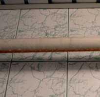 Конденсат на трубах устраняем лишнюю влагу