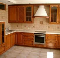 Как делают кухонную мебель