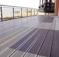 Материалы для гидроизоляции балкона открытого