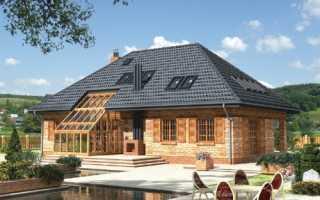 Шатровая крыша особенности конструкции и стропильной системы