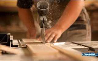 Столярное дело обработка древесины