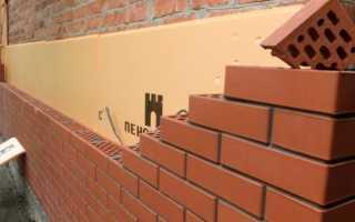 Чем утеплить стены между блоком кирпичом