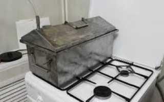 Коптилка домашнего приготовления как сделать