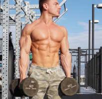 Силовые упражнения дома для мужчин