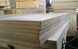 Чем крепят бакелитовую фанеру к деревянному полу