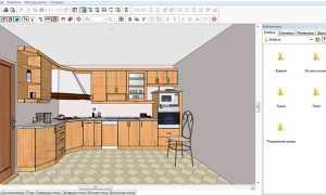 Список программ для создания корпусной мебели