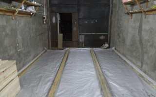 Гидроизоляция гаража современные способы защиты