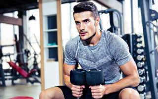 Занятия в зале для похудения для мужчин