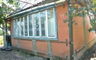 Стягивание и укрепление домов металлическим каркасом