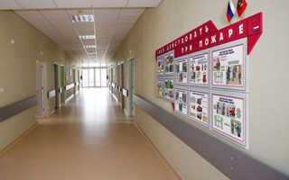 Мера по обеспечению пожарной безопасности в школе